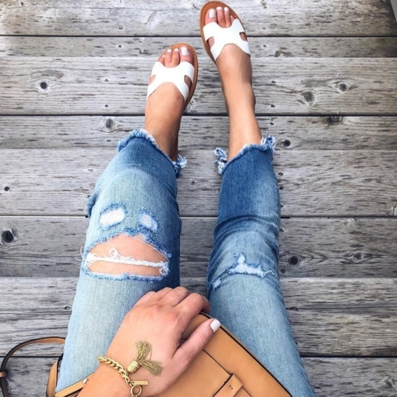 Universal Thread Jenny Slide Sandals